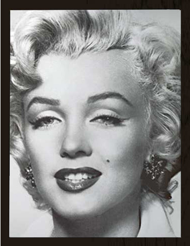 bettmann marilyn monroe portrait foto marily gr sse 60x80 kunstdruck artprint ebay. Black Bedroom Furniture Sets. Home Design Ideas