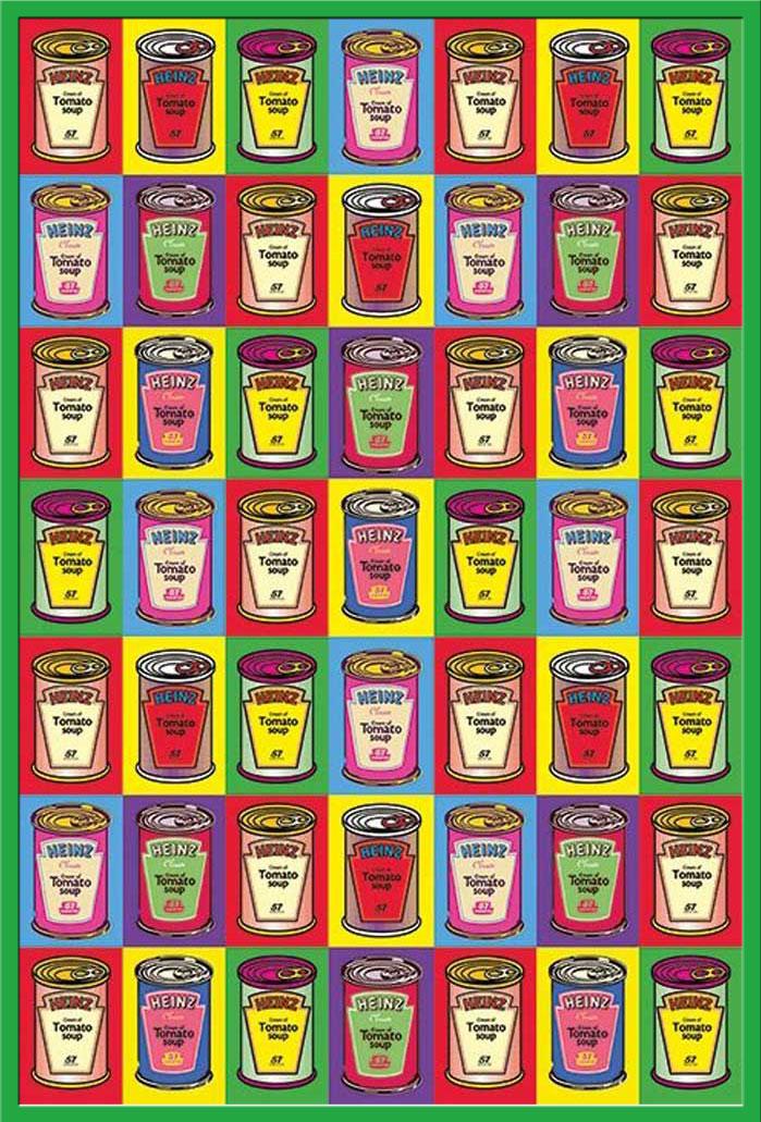 heinz - tomato pop art küche gastronomie kunst - poster druck ... - Poster Für Die Küche